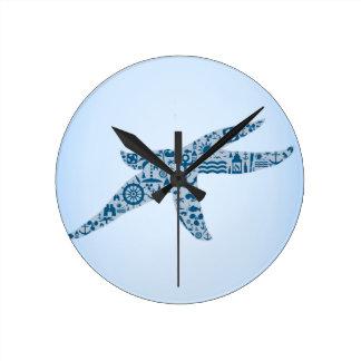 Starfish Clock