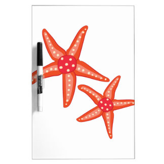 Starfish Dry Erase Boards
