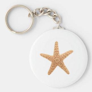 starfish fun keychain