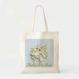 Starfish Hydrangea Mother of the Bride Tote Bag