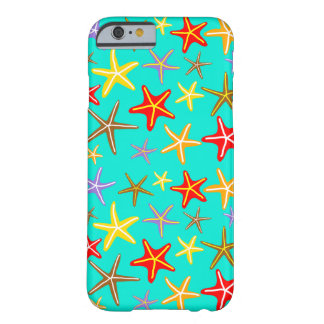 Starfish in the Sea design Barely There iPhone 6 Case