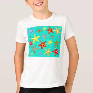 Starfish in the Sea T-Shirt