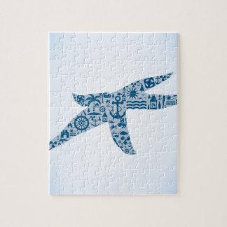 Starfish Jigsaw Puzzle