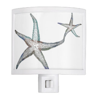 Starfish kisses Night light