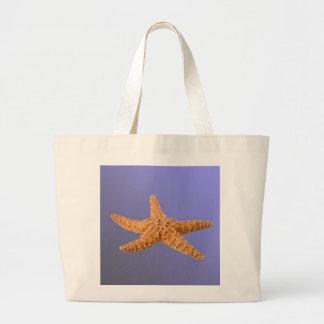 Starfish Large Tote Bag
