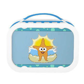 Starfish Lunch Box