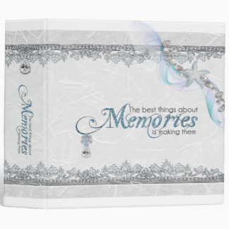 Starfish Memory Book Binder