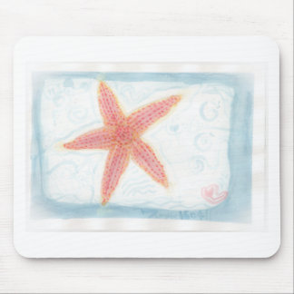 Starfish Mouse Pad