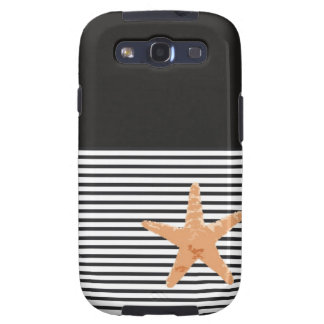 Starfish Nautical Samsung Galaxy S3 Vibe Cover Galaxy SIII Cover