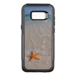 Starfish on Beach OtterBox Commuter Samsung Galaxy S8+ Case