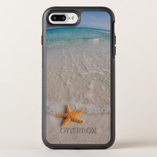 Starfish on Beach OtterBox Symmetry iPhone 8 Plus/7 Plus Case