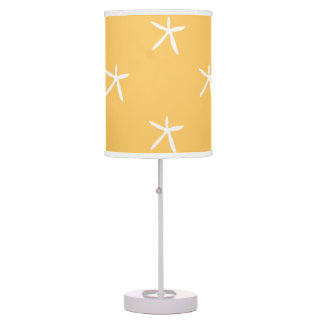 Starfish on Sand Desk Lamp