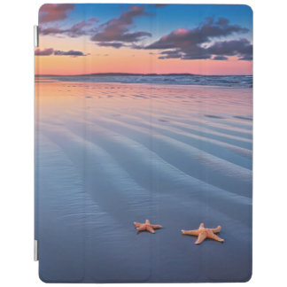 Starfish On Sand iPad Cover