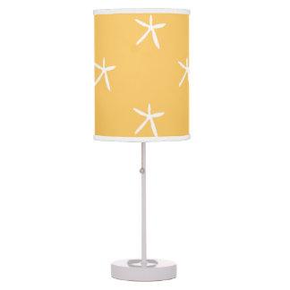 Starfish on Sand Table Lamp