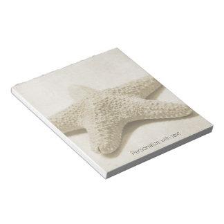 Starfish Personalized Notepad