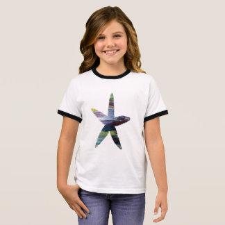Starfish Ringer T-Shirt