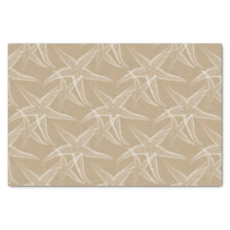 Starfish Sand Beach Tissue Paper