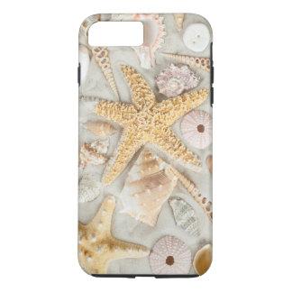 Starfish Sea Shells iPhone 7 Plus Case