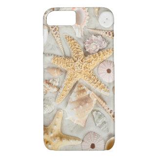 Starfish Sea Shells iPhone 8/7 Case