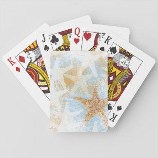 Starfish Sea Star Theme | Playing Cards