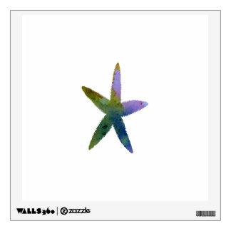 Starfish Sea star Wall Decal