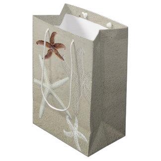Starfish Sea Stars Beach Sand Gift Bag