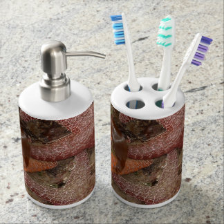 Starfish/Sea Stars in Cannon Beach, OR, Photo 4 Soap Dispenser And Toothbrush Holder