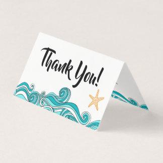 Starfish Story Adoption Thank You Card