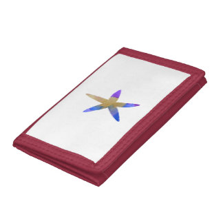 Starfish Trifold Wallets