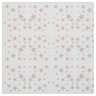starfish tropical fabric
