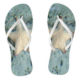 Starfish Underwater Flip Flops