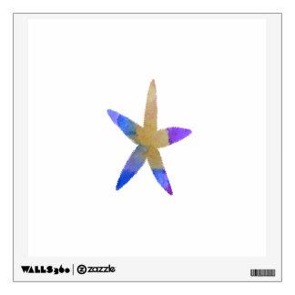 Starfish Wall Sticker