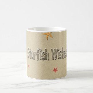 Starfish Wishes Mug