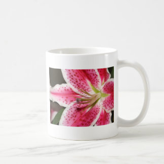 Stargazer Lily Coffee Mug #1 - 11oz