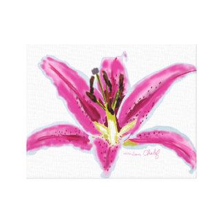 Stargazer Lily print