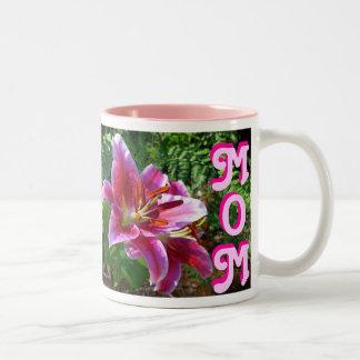 Stargazer Mom Two-Tone Coffee Mug