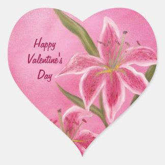 Stargazer Valentine Sticker
