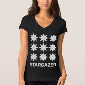 StarGazer Women's Jersey V-Neck T-Shirt