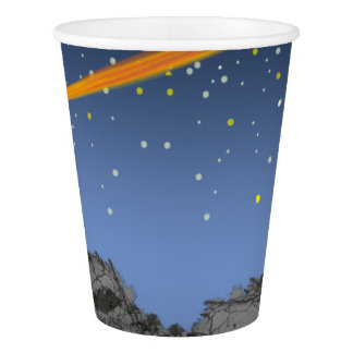 Stargazers Paper Cup