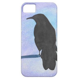 Stargazing Crow Case For The iPhone 5