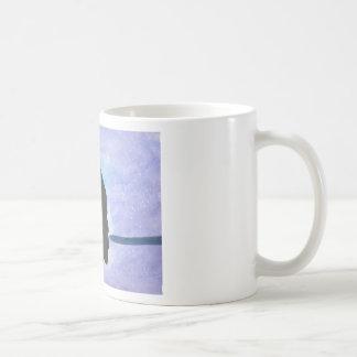 Stargazing Crow Coffee Mug