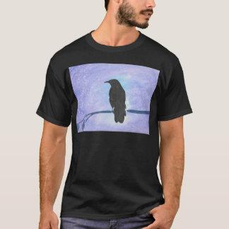 Stargazing Crow T-Shirt
