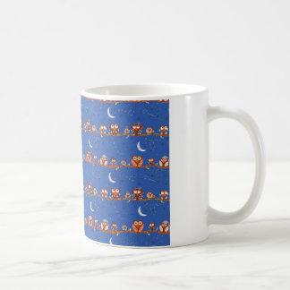 Stargazing Owls Mug