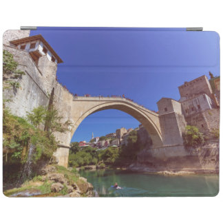 Stari Most, Mostar, Bosnia and Herzegovina iPad Cover