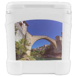 Stari Most, Mostar, Bosnia and Herzegovina Rolling Cooler