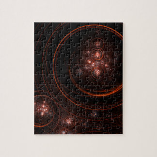 Starlight Abstract Art Jigsaw Puzzle