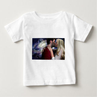 Starlight In Her Kiss Baby T-Shirt