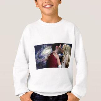 Starlight In Her Kiss Sweatshirt