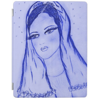 Starlight Mary - Blue - iPad Cover