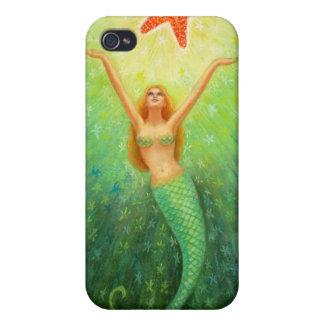 Starlight Mermaid iphone 4 case